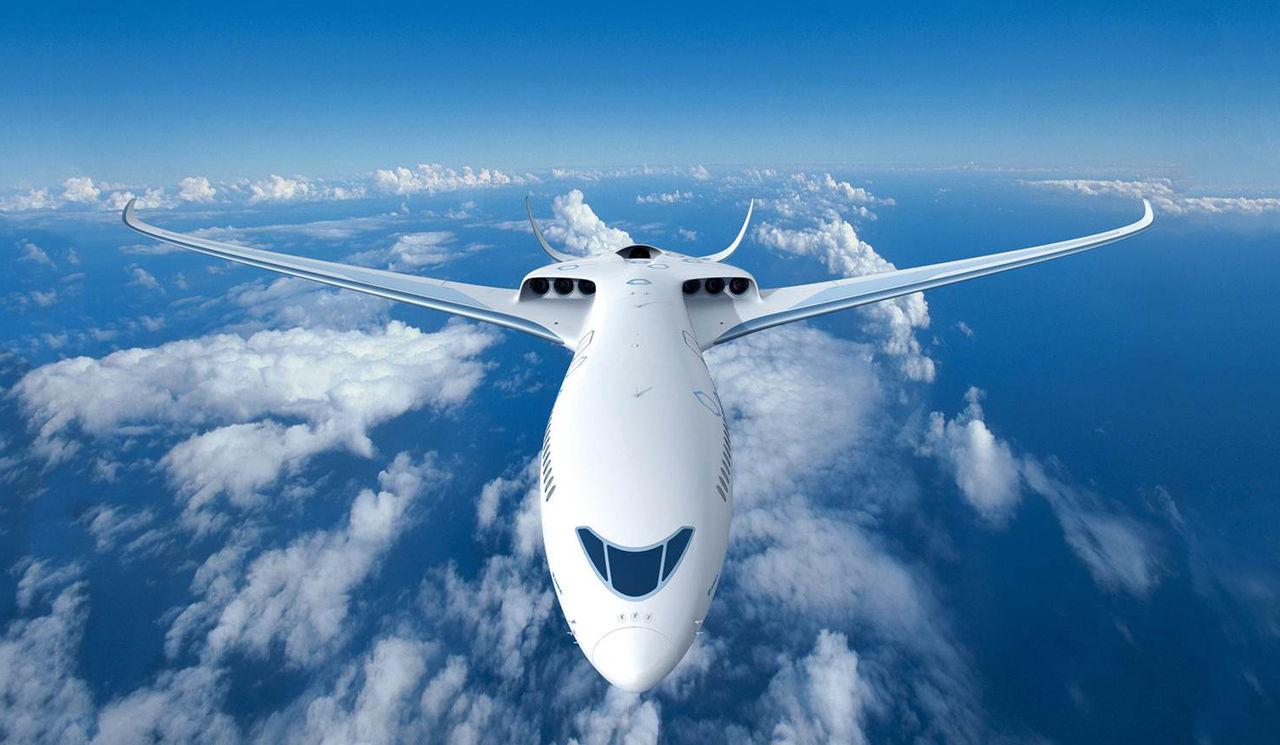 SAS och Airbus i samarbete om elflygplan