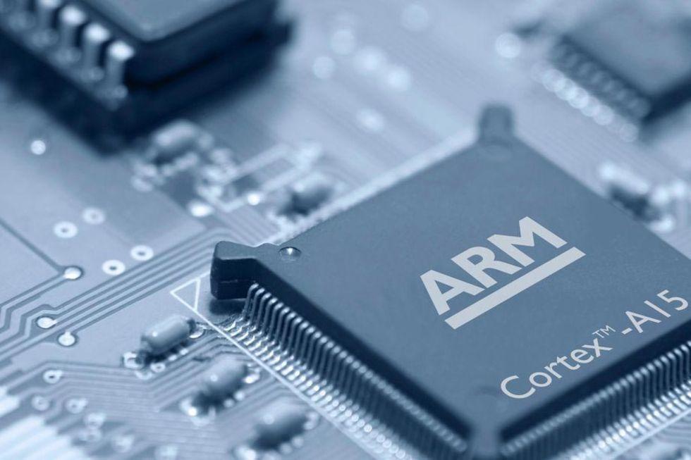 Nu slutar även ARM att göra affärer med Huawei