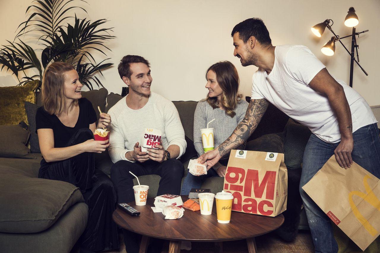 Beställ hem mat från McDonalds med Google Home