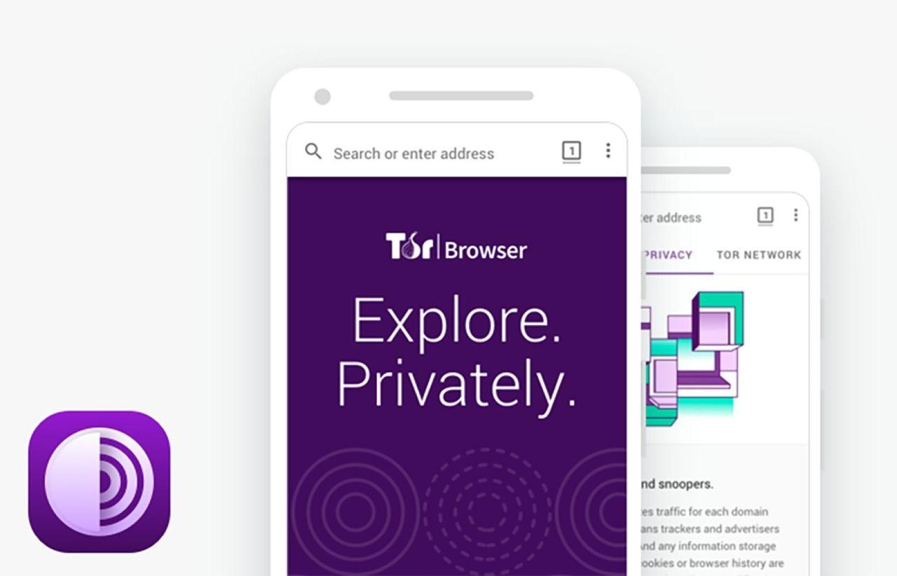 Nu släpps webbläsaren Tor till Android
