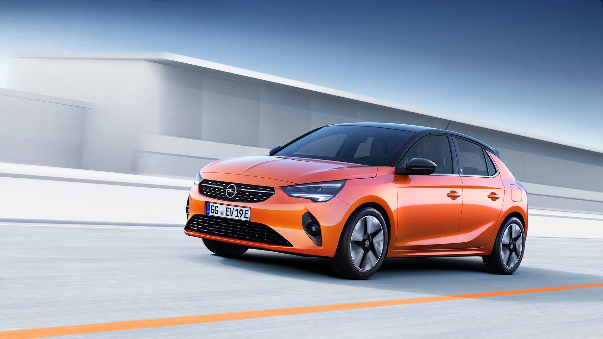 Opel Corsa-e tar sig 33 mil på en laddning