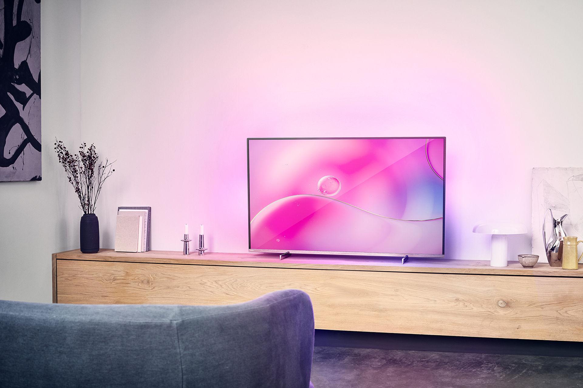 Georg Jensen designar TV åt Philips