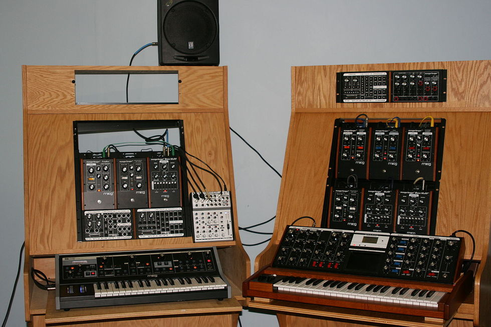 Bob Moog hyllas med ett eget museum