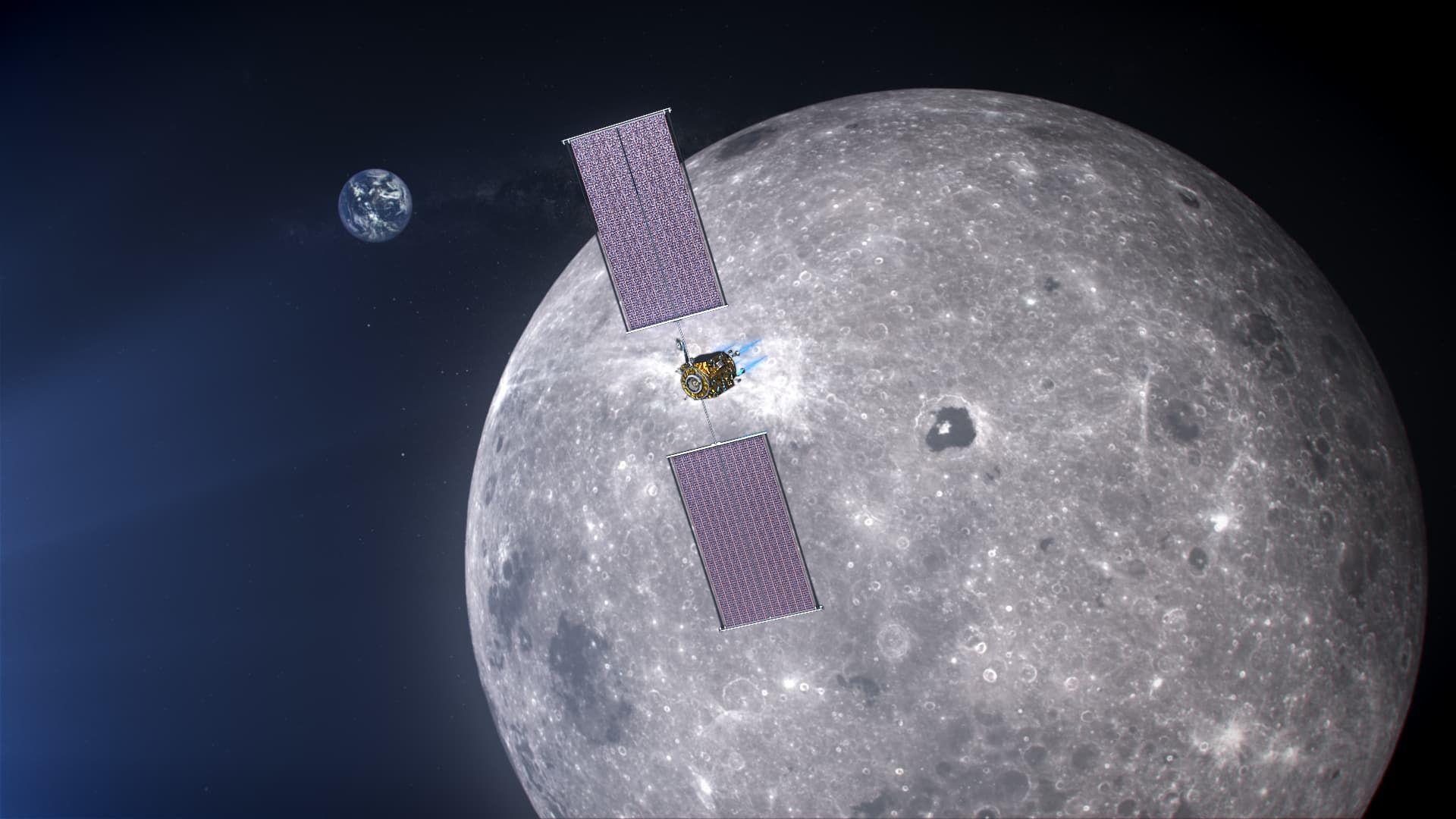 NASA har utsett första leverantören till sin nästa rymdstation