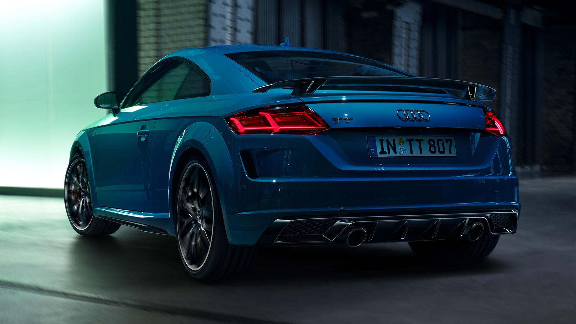 Nu är det klart - Audi TT ersätts av en elbil