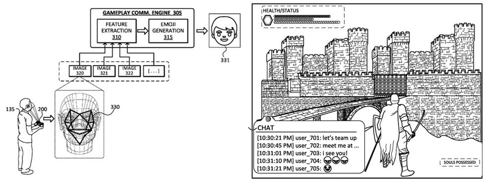 Sony säkrar patent på ansiktsigenkänning i kontrollen