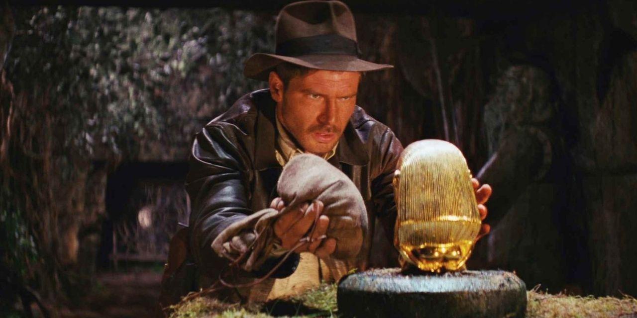 Indiana Jones dör med Harrison Ford