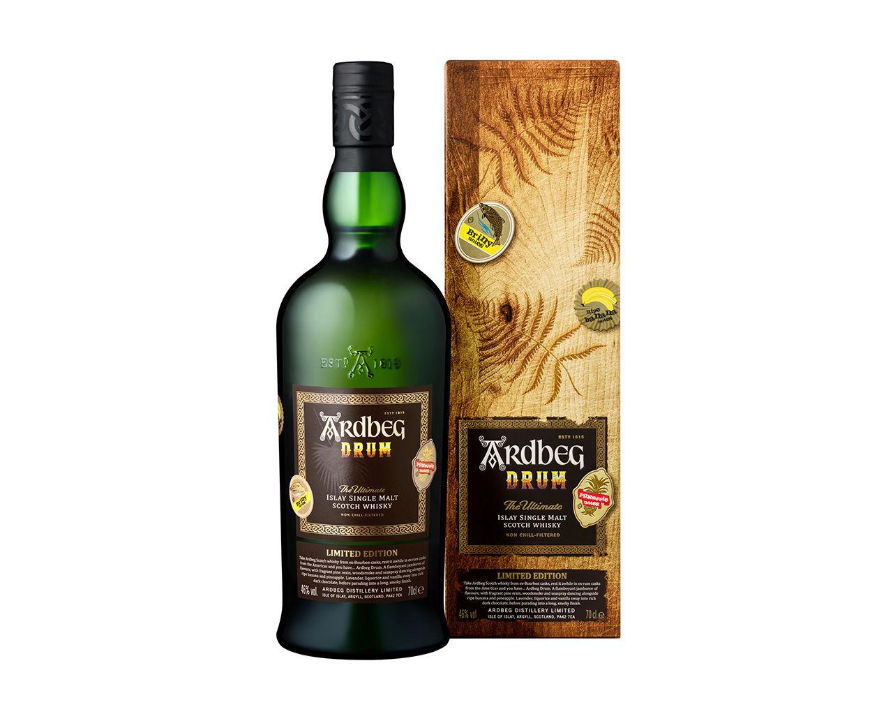 Whisky med karibisk twist