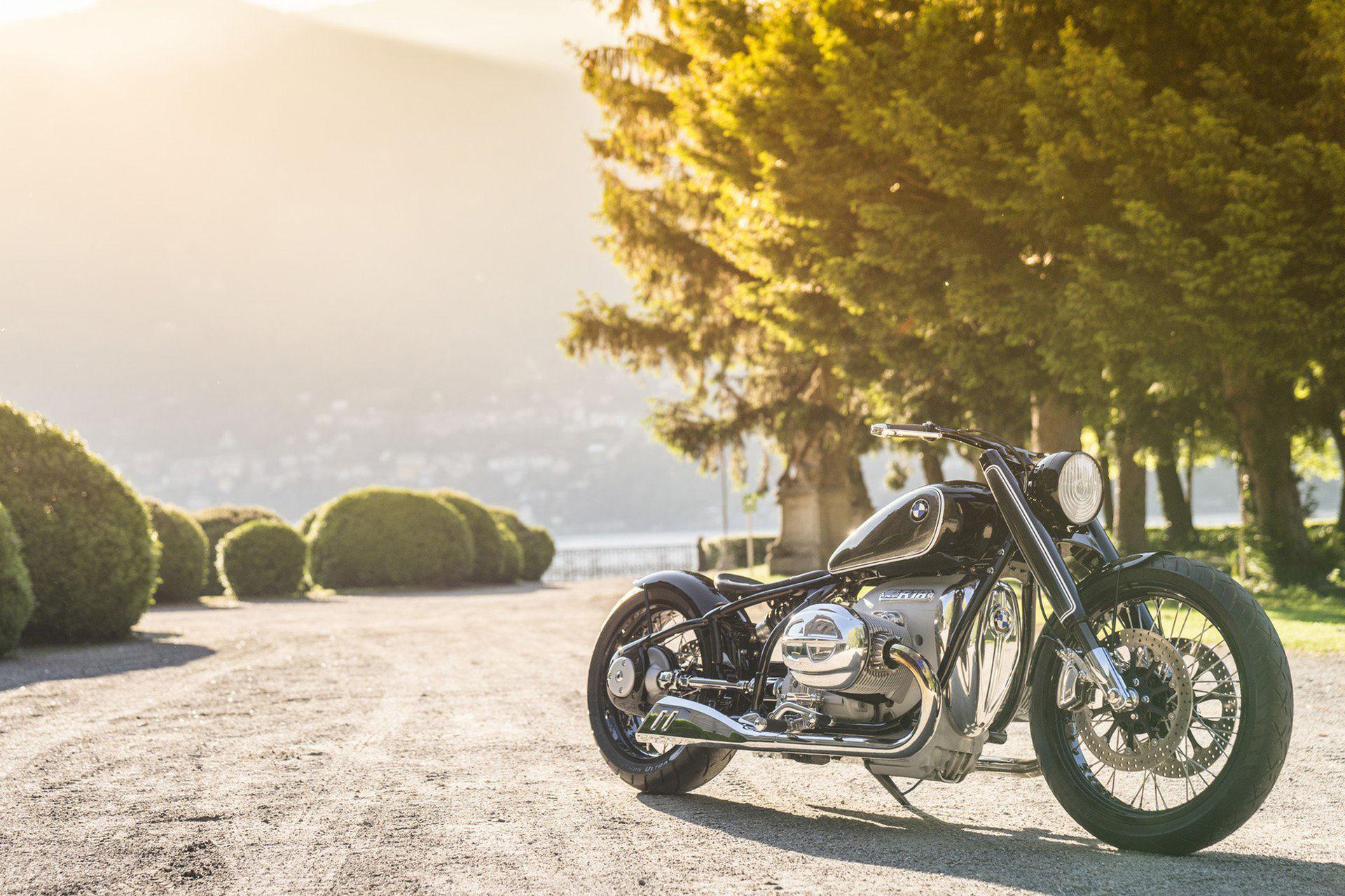 BMW visar intressant motorcykel-koncept