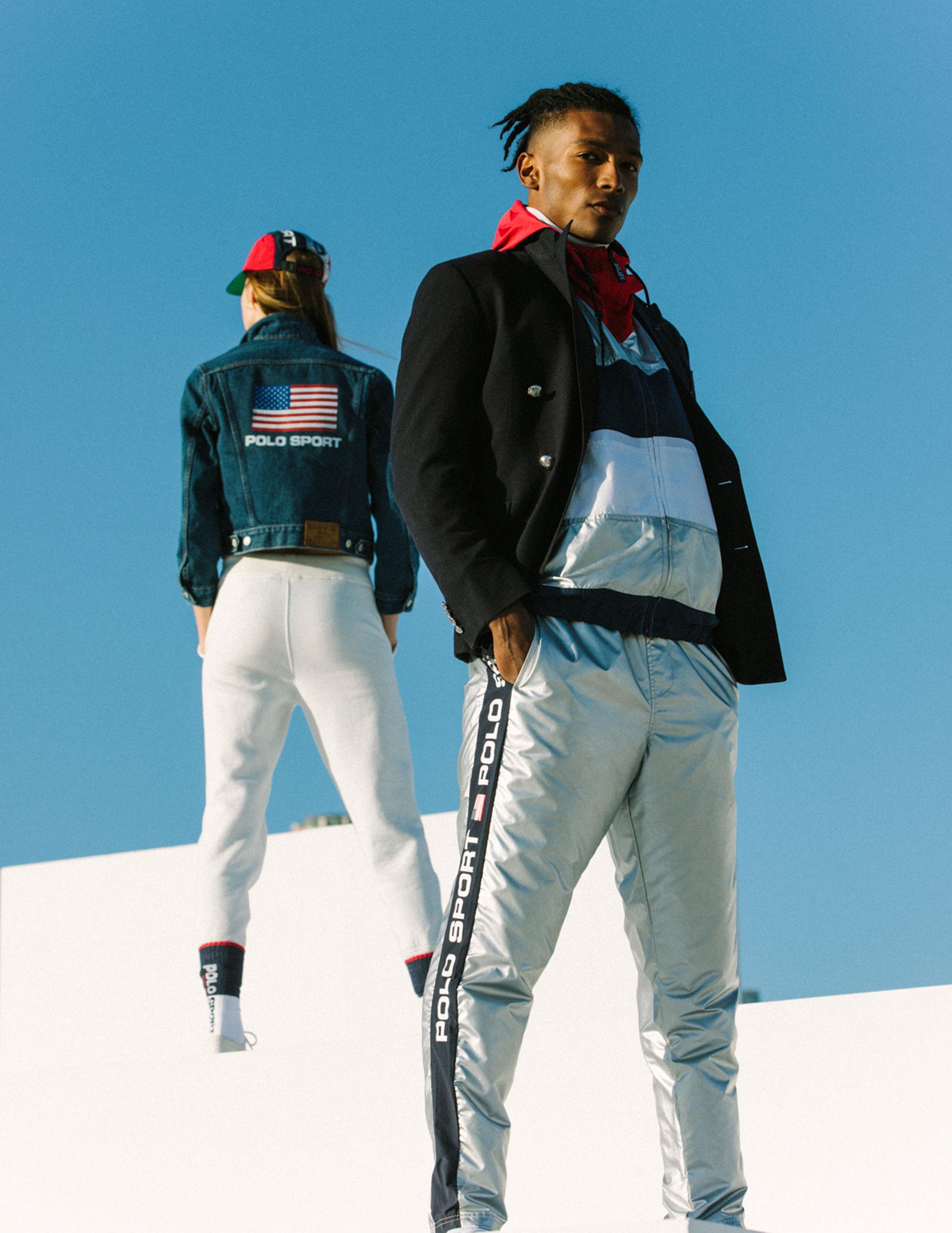 Ralph Laurens Polo Sport från 1992 gör comeback