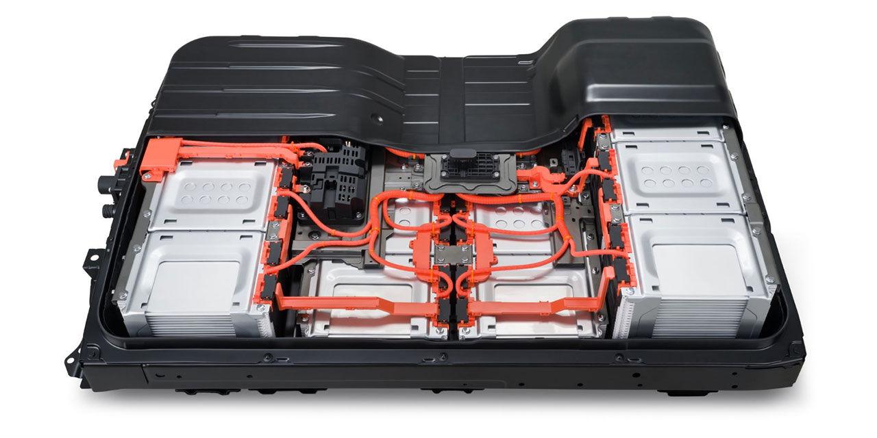 Nissans elbilsbatterier ska hålla längre än bilen