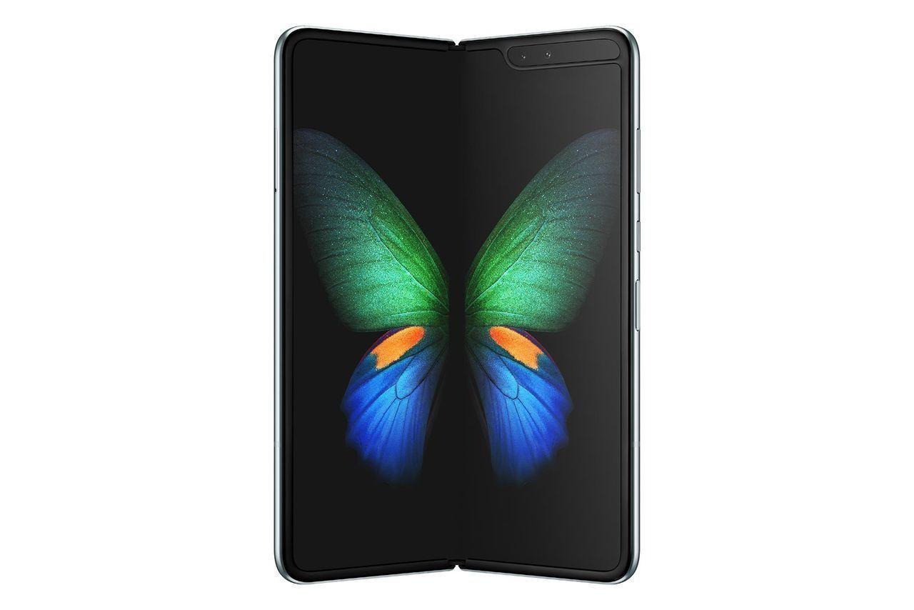 Samsung verkar skjuta upp Galaxy Fold-släppet ytterligare