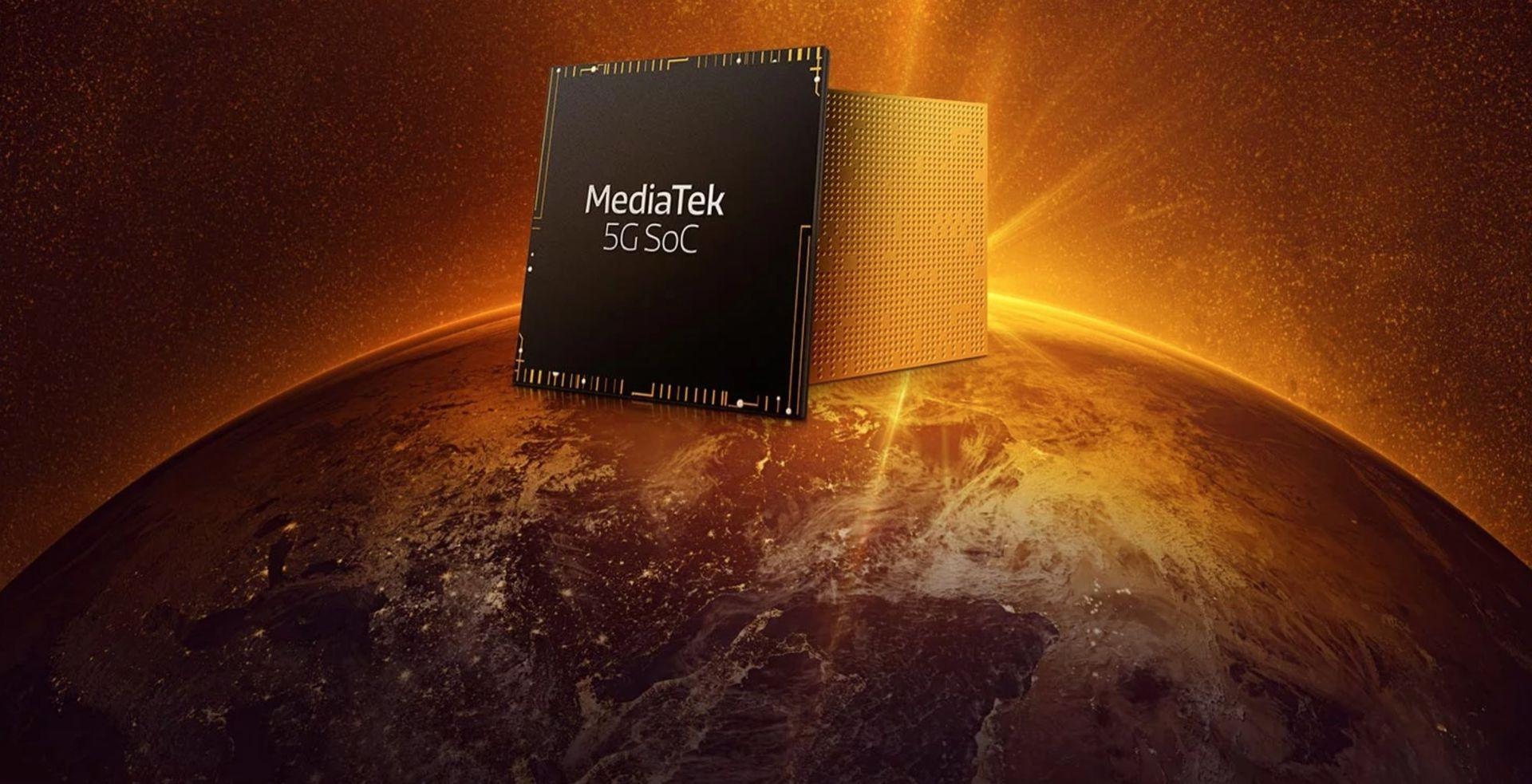 MediaTek presenterar 5G-chip för budgettelefoner