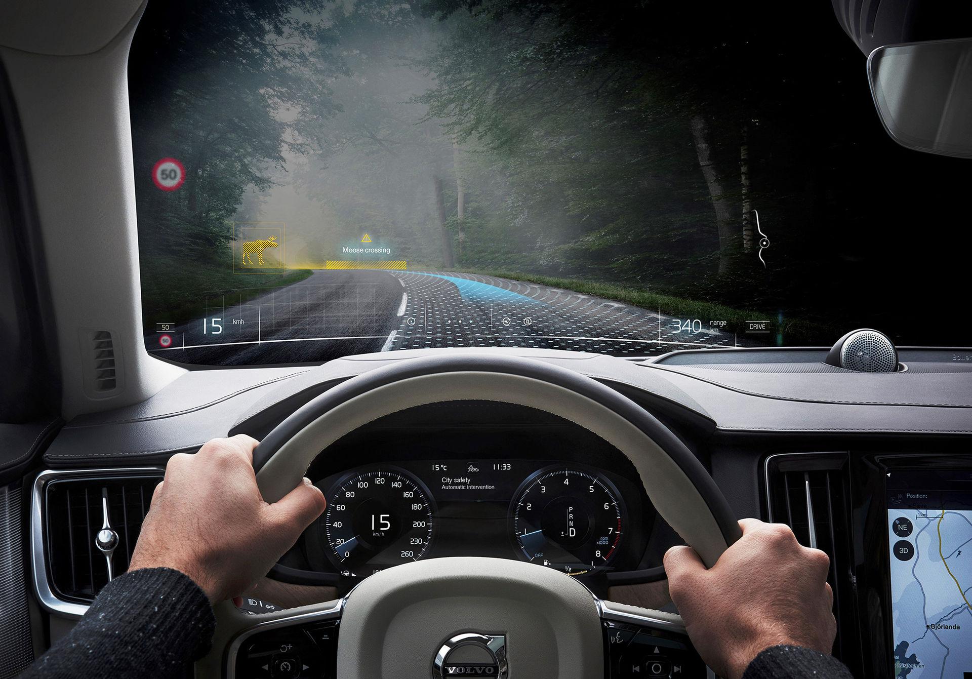 Volvo och Varjo använder Mixed Reality för bilutveckling