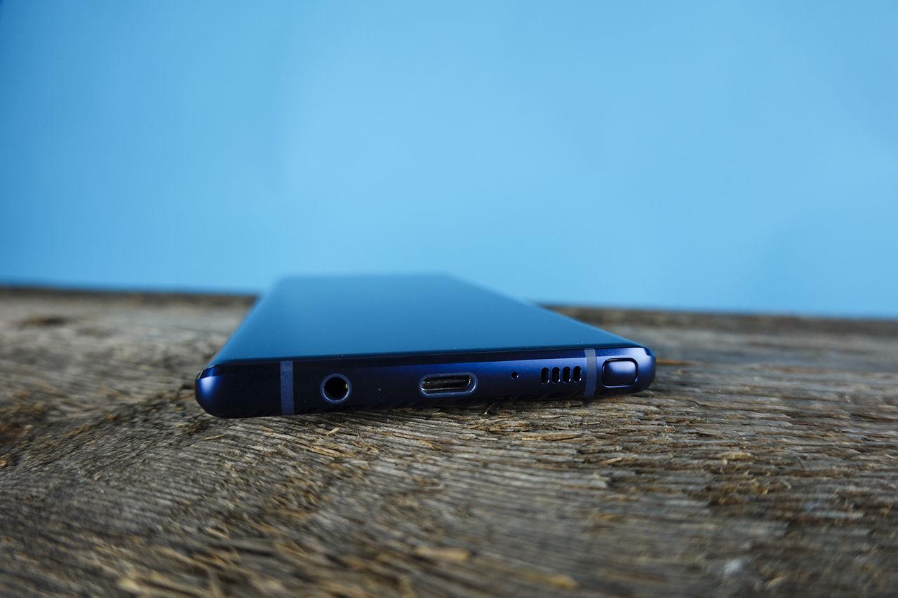 Samsung Galaxy Note ryktas bli av med hörlursingången