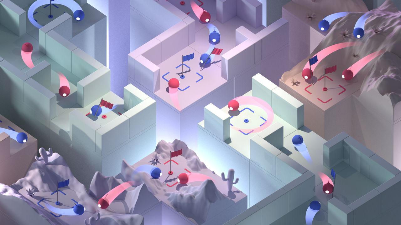AI spöar människor i Quake III Arena