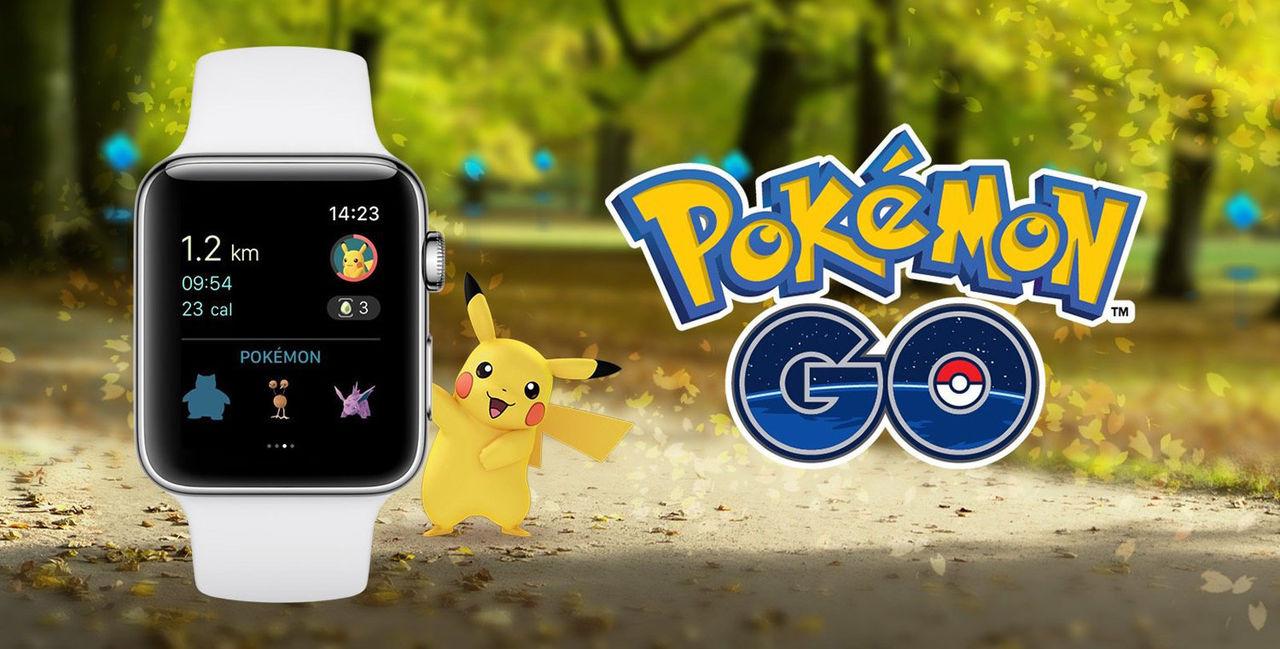 Pokémon GO slutar stödja Apple Watch