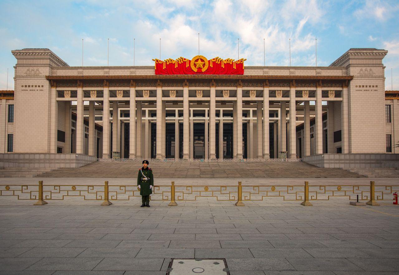 Twitter plockade ner Kina-kritiska konton