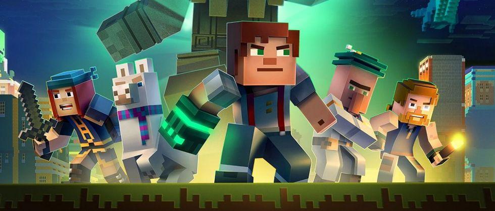 Minecraft: Story Mode försvinner 25 juni