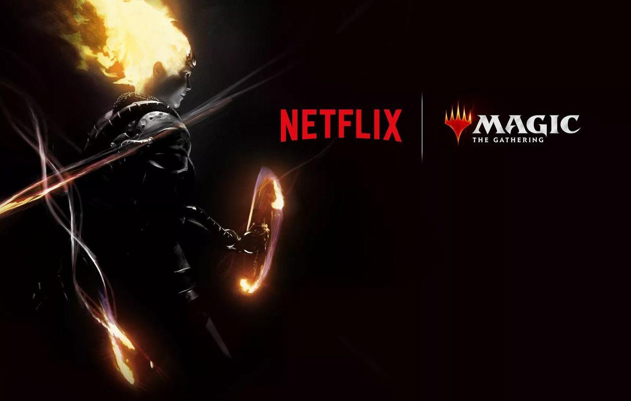 Russo-bröderna gör Magic: The Gathering-anime för Netflix