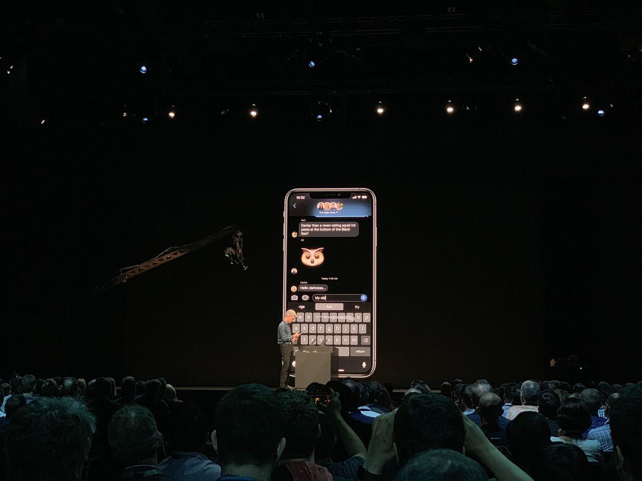 iOS 13 får äntligen mörkt läge!