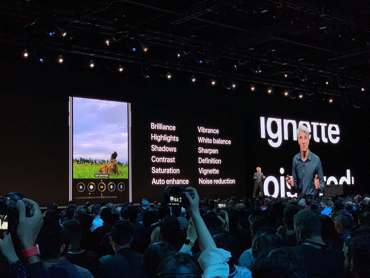 Apple förbättrar porträttfotograferi i iOS 13