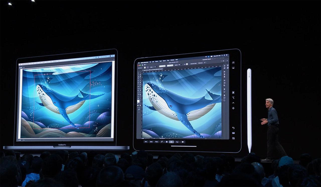 Apple fixar stöd för att använda iPad som extraskärm