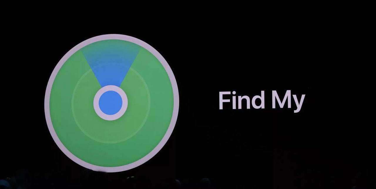 Hitta din Apple-enhet med Find My
