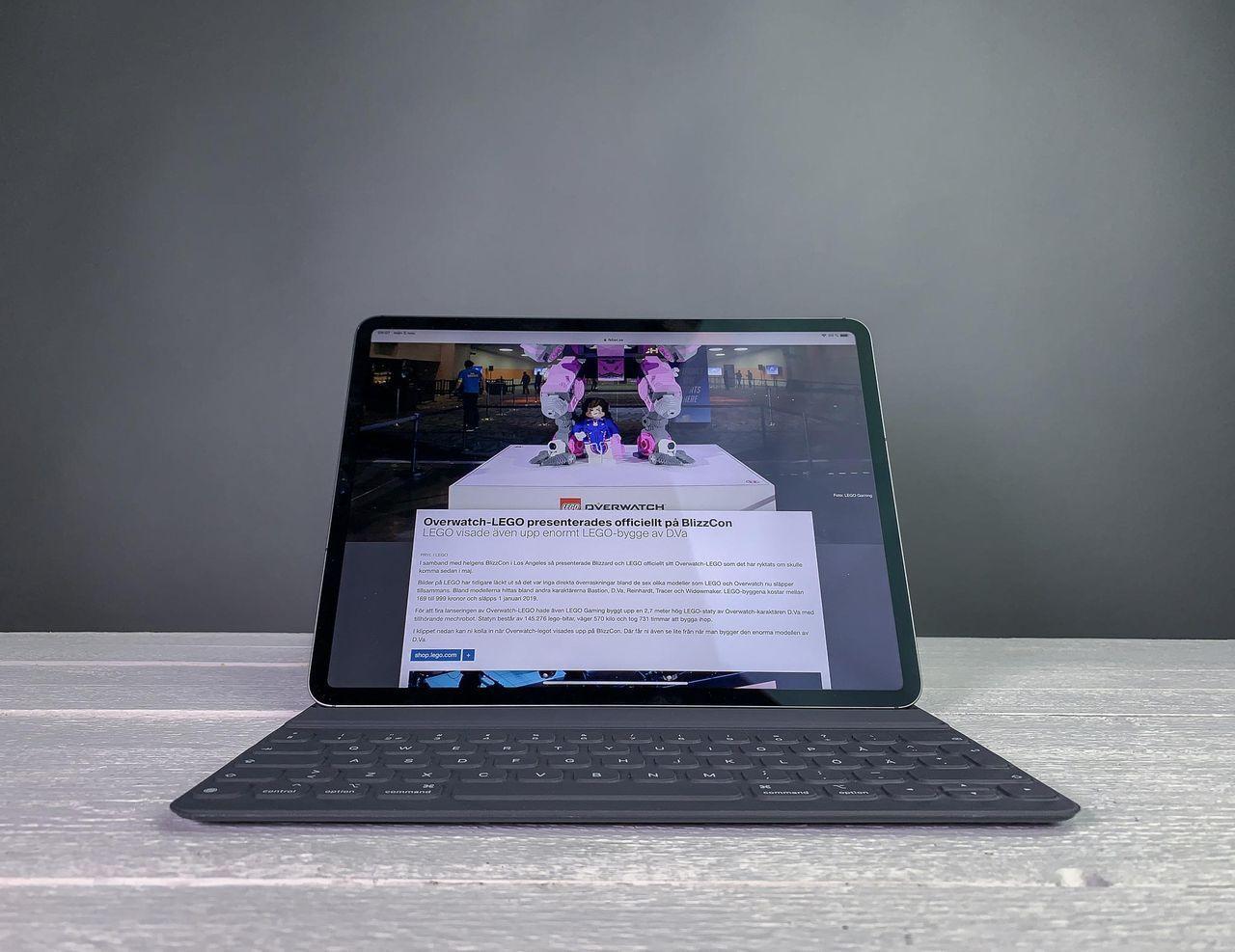 iPad får stöd för mus!