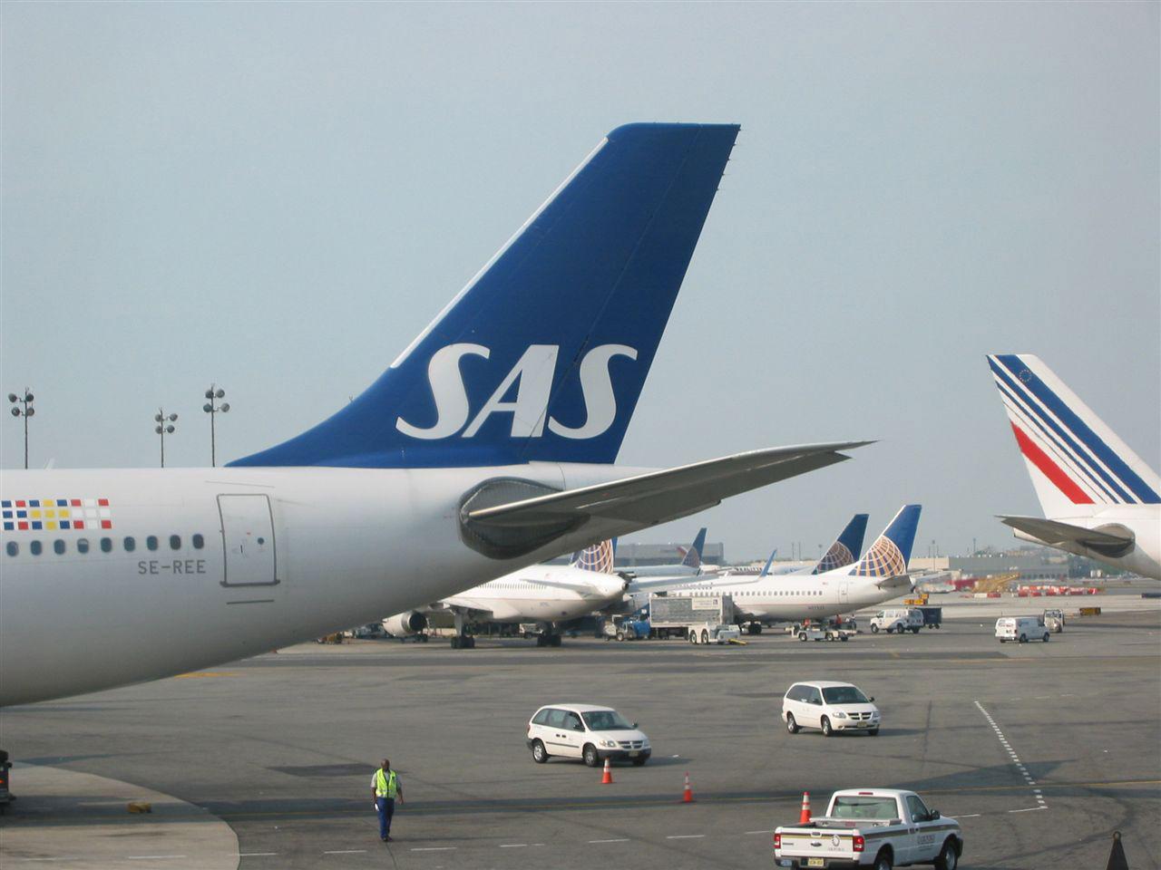 SAS slutar med taxfree under flygningarna