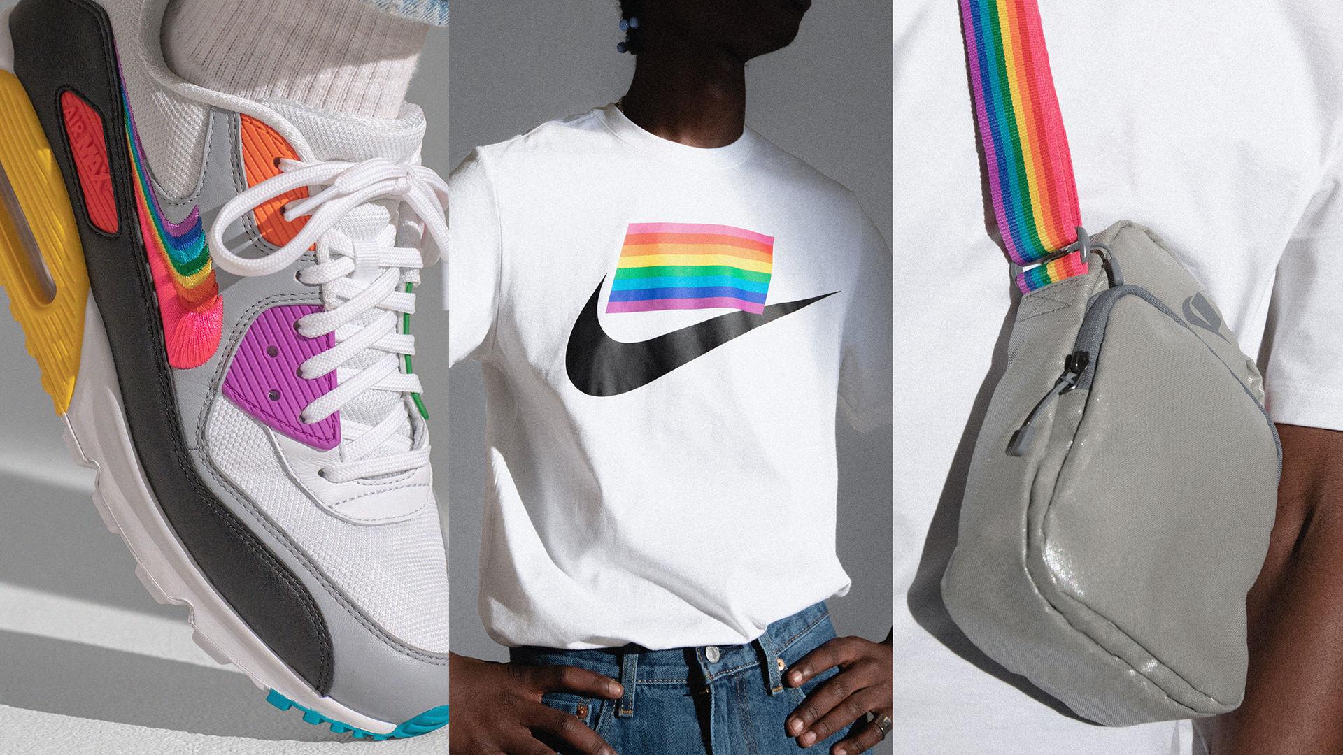 Ny kollektion från Nike hyllar Gilbert Bakers
