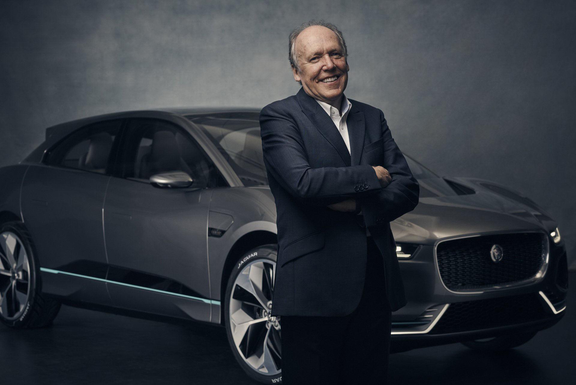Ian Callum slutar på Jaguar