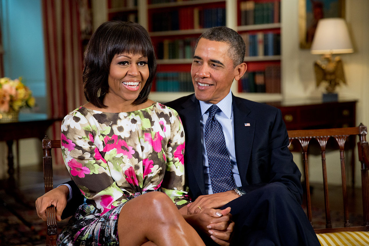 Obamas ska göra podcast åt Spotify