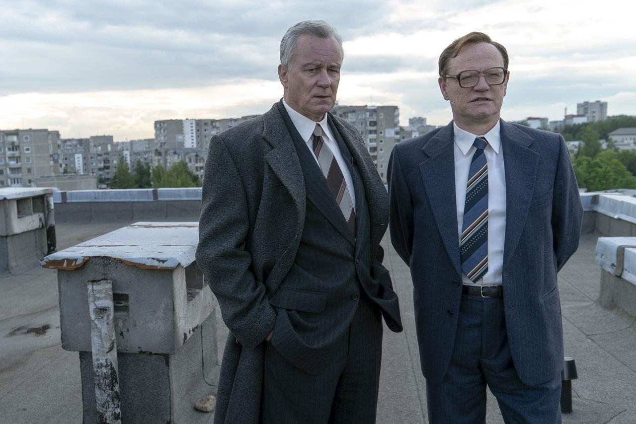 HBO:s Chernobyl får rekordbetyg på IMDb