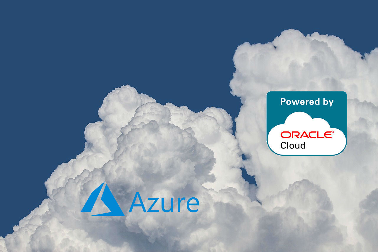 Microsoft och Oracle inleder molnsamarbete