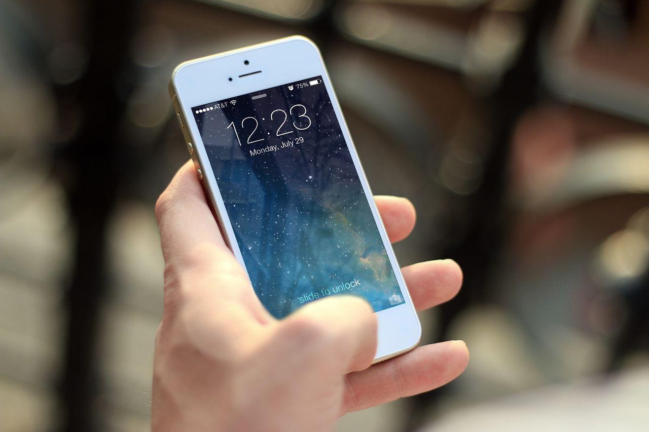 iOS 13 visar platser där appar spårat dig