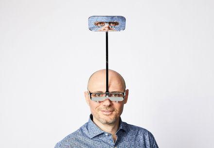Artiklar som innehåller glasögon   Tjock