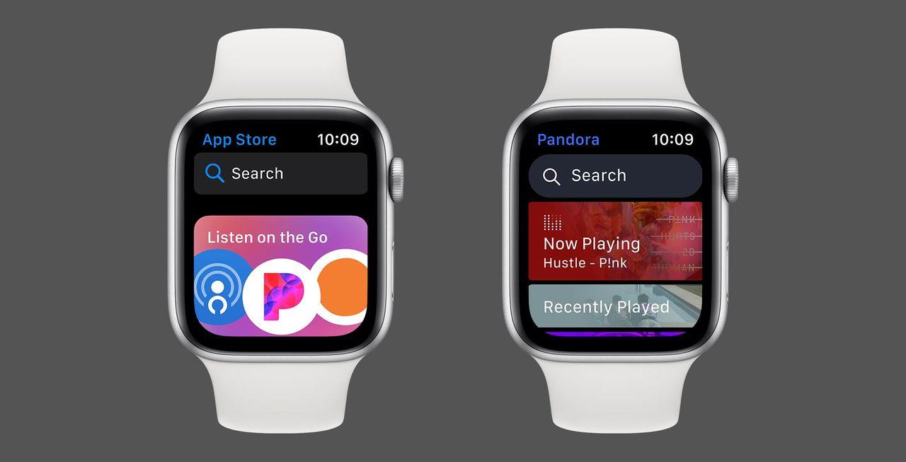 Kommer Spotify släppa en ny app för watchOS 6?