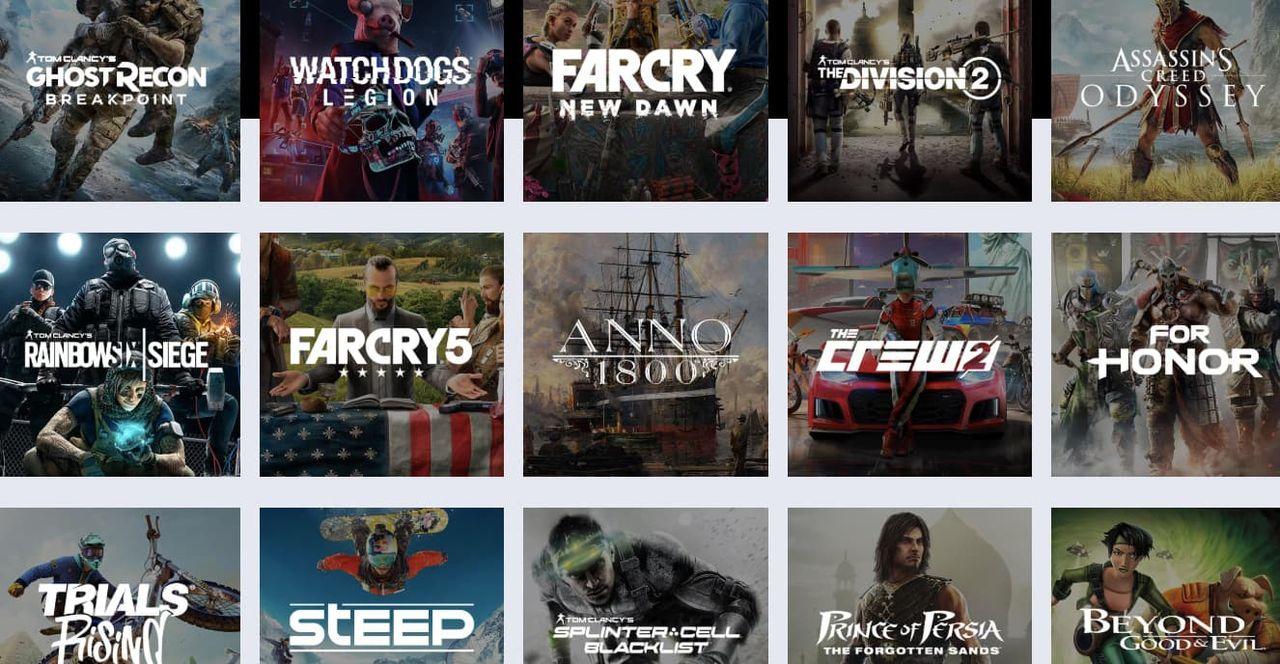 Ubisoft lanserar abonnemanget UPlay+