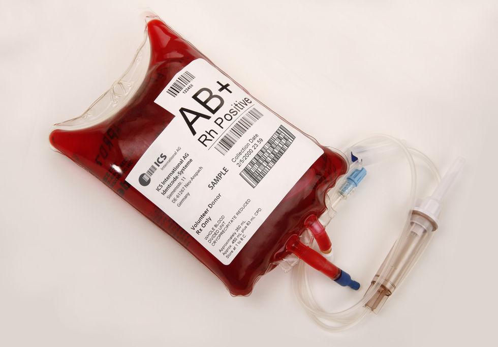 Bakterier gör om A-blod till universal-blod