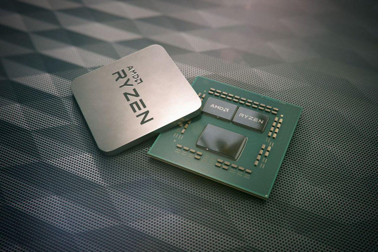 AMD presenterar  Ryzen 9 3950X - CPU med 16 kärnor