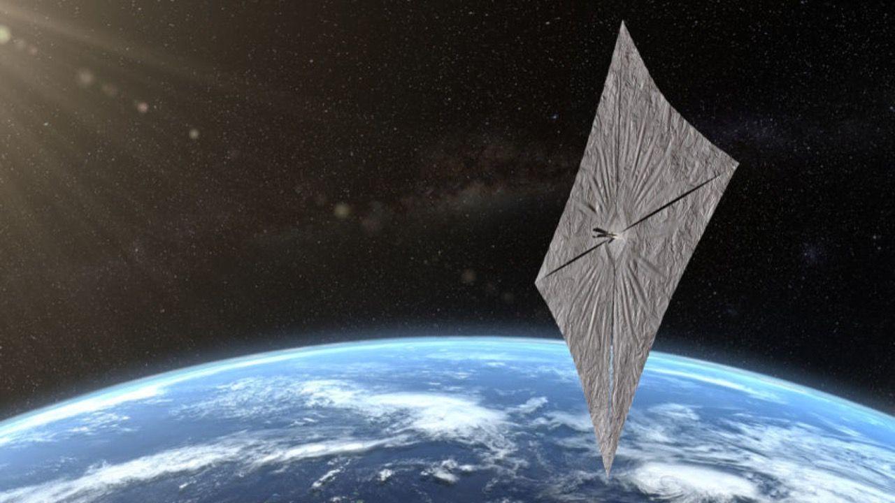 Snart ska LightSail 2 bege sig till rymden