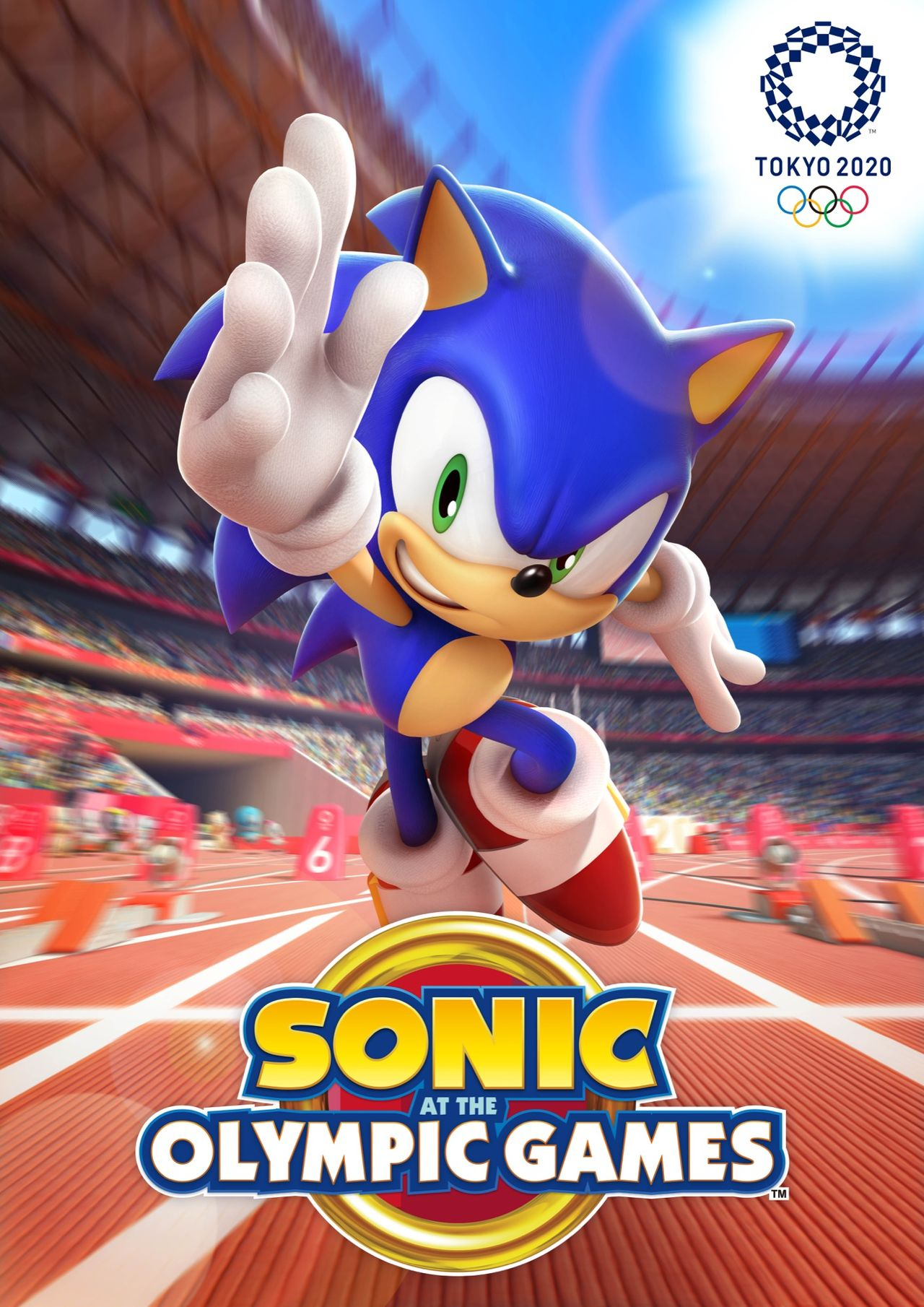 Kolla in Sonic at the Olympic Games – Tokyo 2020