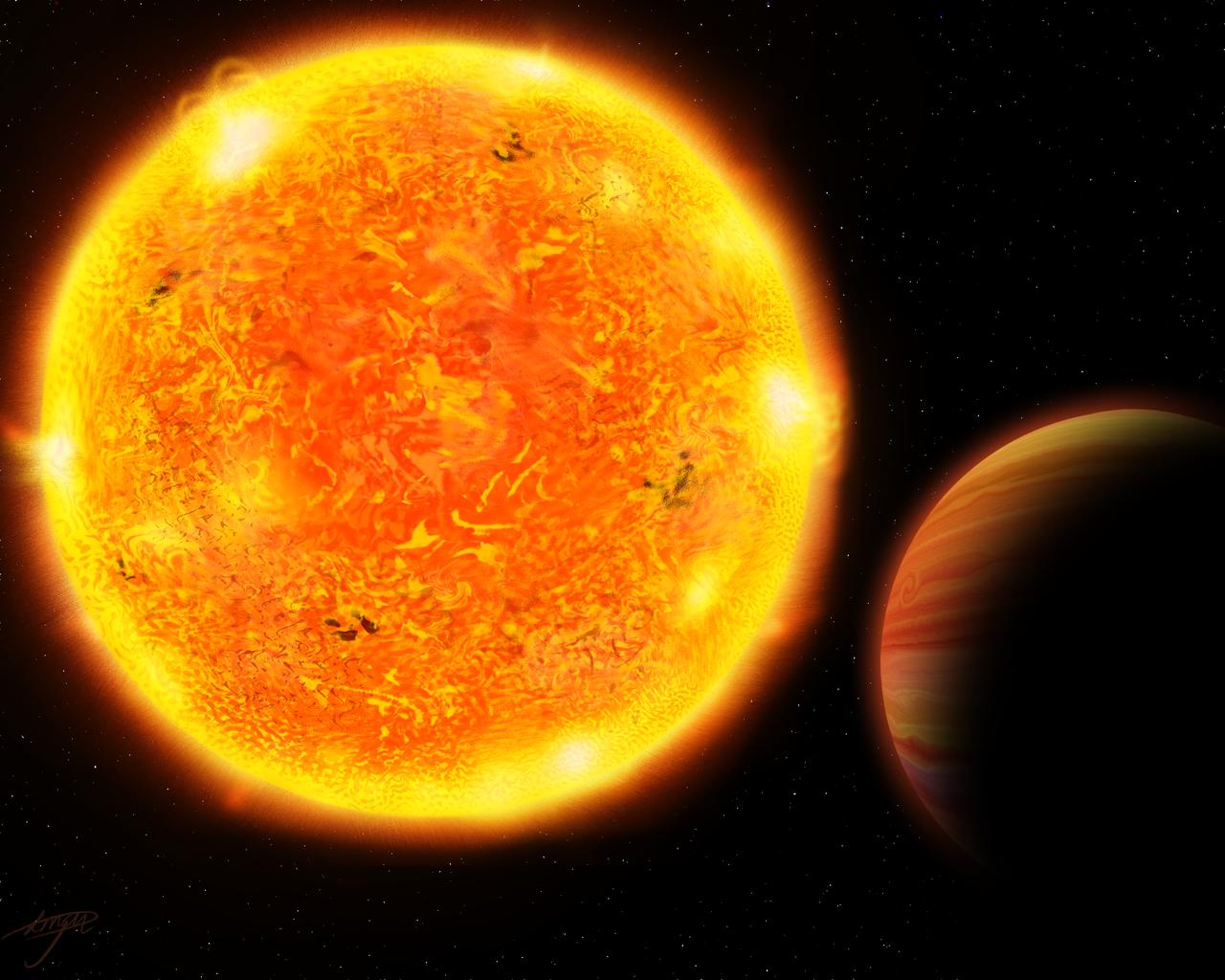Nu kan du namnge en planet!