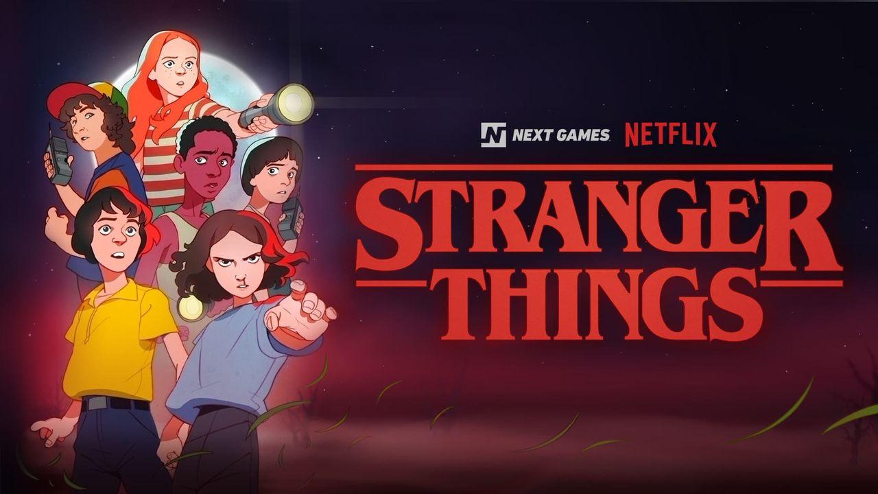 Nytt Stranger Things-spel till mobilen på gång