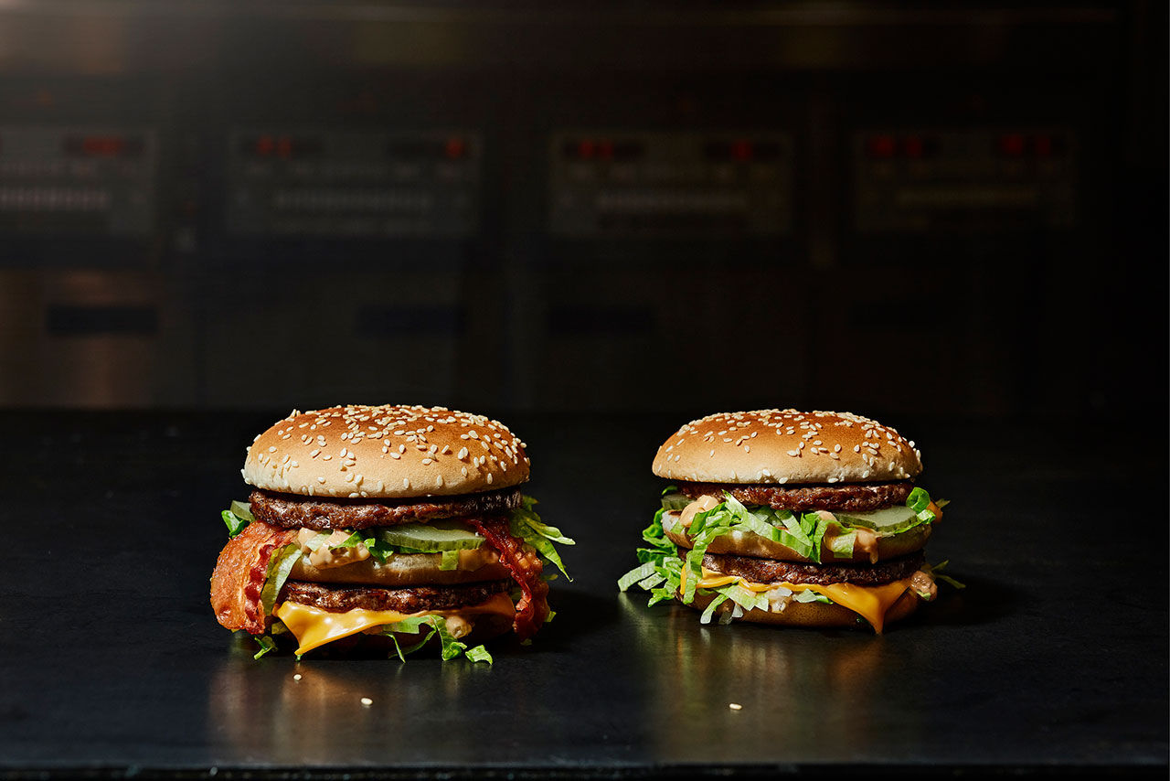 Nu finns Big Mac Bacon på McDonald's