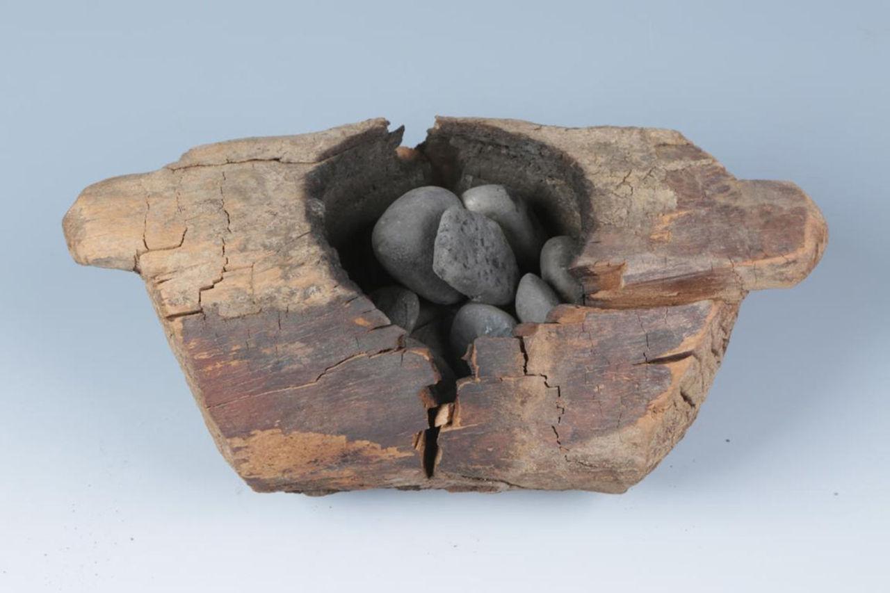 Det röktes cannabis redan för 2500 år sedan