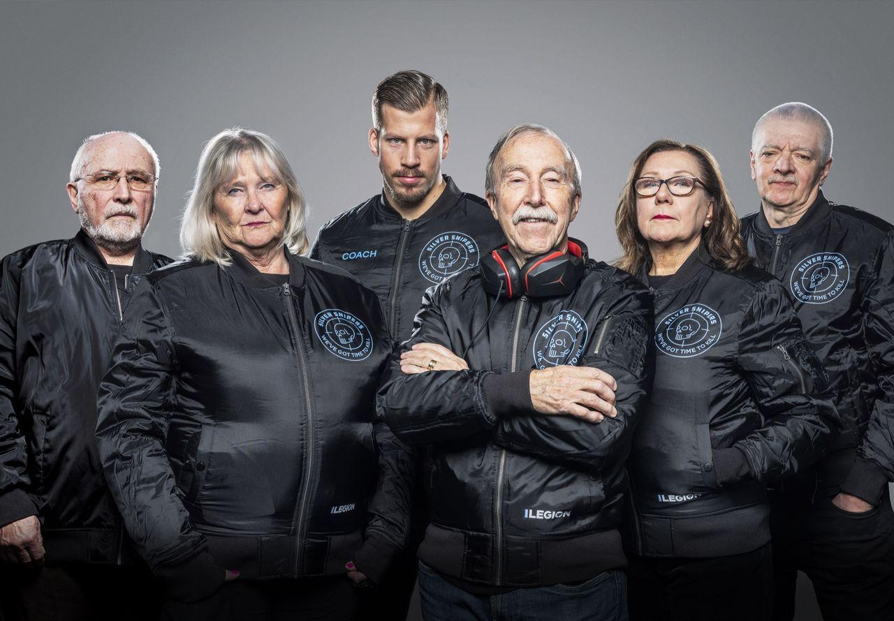Världsmästerskap för seniorer i CS:GO på DreamHack