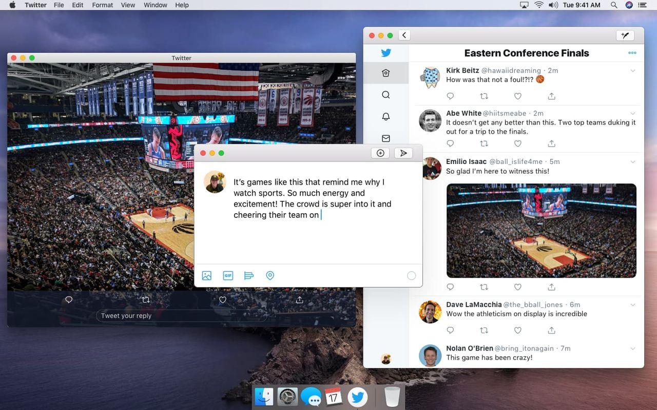 Twitter till macOS gör comeback