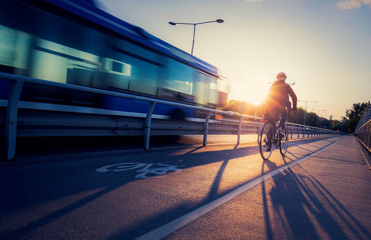 Trafikverket satsar 1,5 miljarder på cykel- och kollektivtrafik